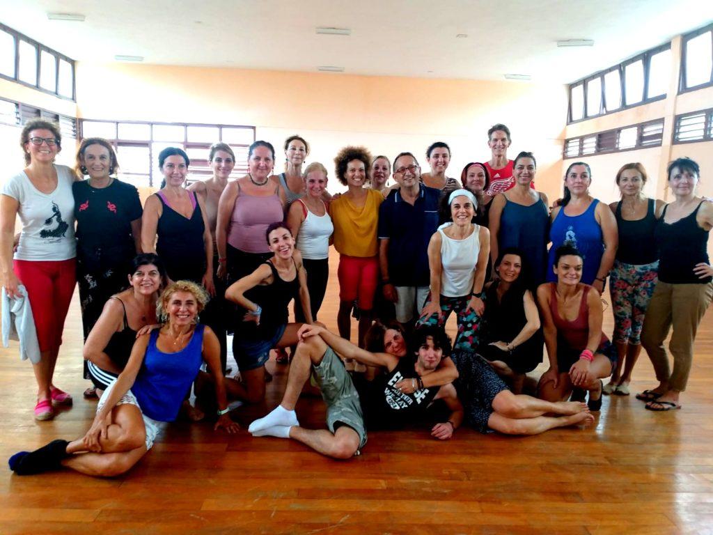 compartir flamenco